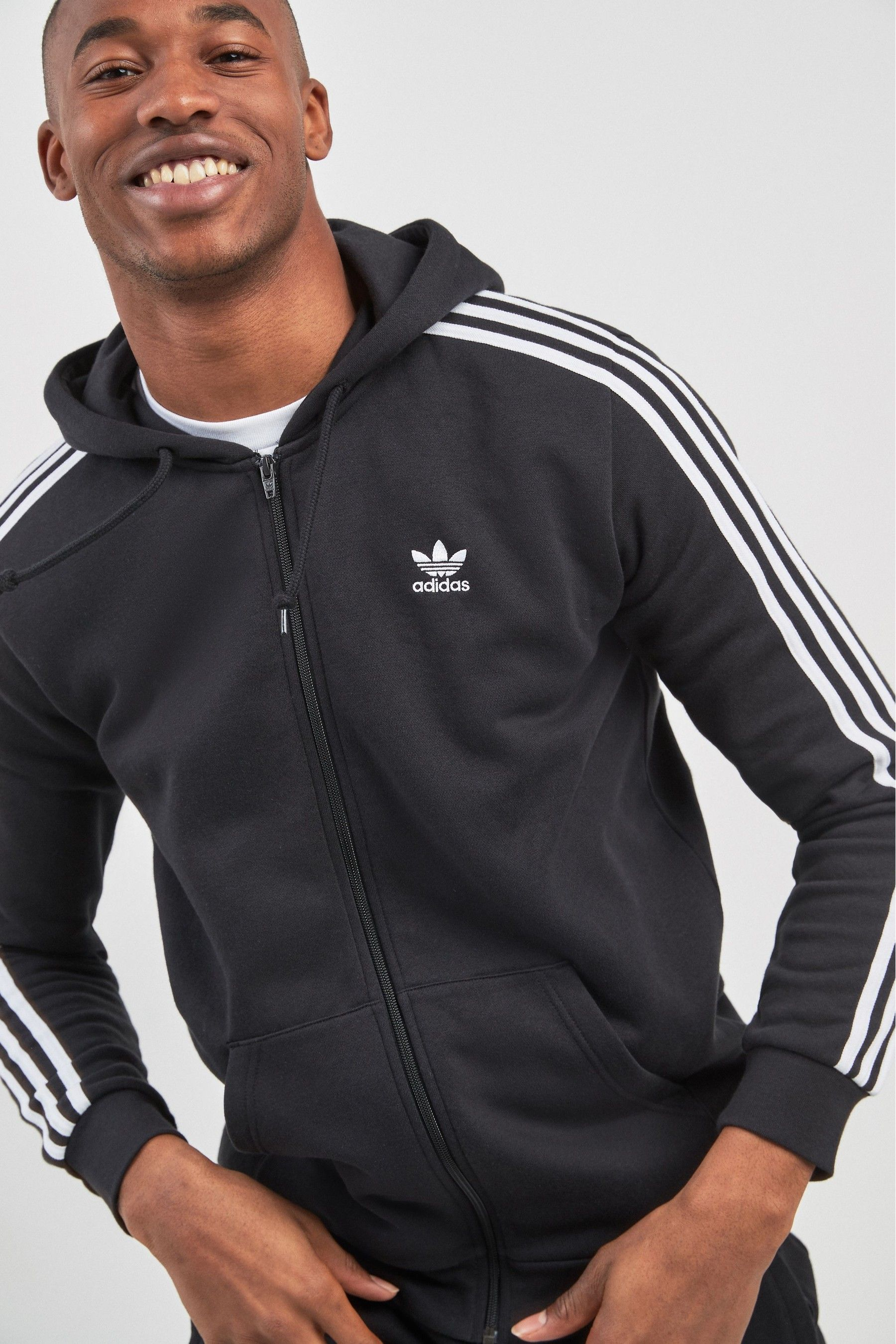 adidas Men's Originals Colorblocked Sweatshirt