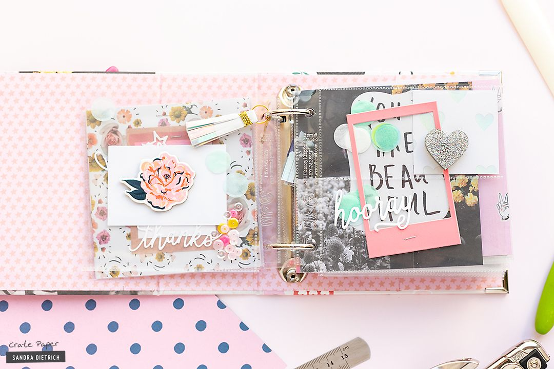 Crate Paper Diy Mini Al Beautiful Handmade Cards