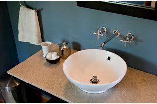How To Get Rid Of Gnat Like Bugs Coming Out Of The Overflow Hole Of A Bathroom Sink Ehow Deep Clean Bathroom Sink Clean Sink