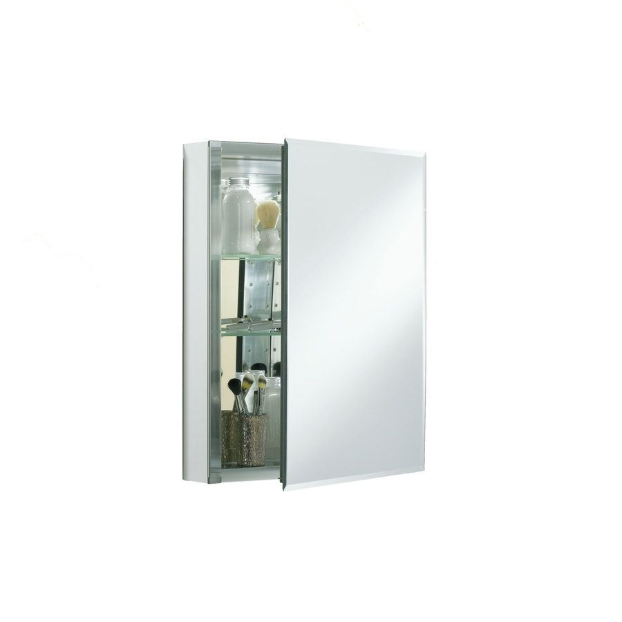Lowes Medicine Cabinets With Lights Unique Shop Kohler 20In Light Surface Mount And Recessed Medicine Cabinet Design Ideas