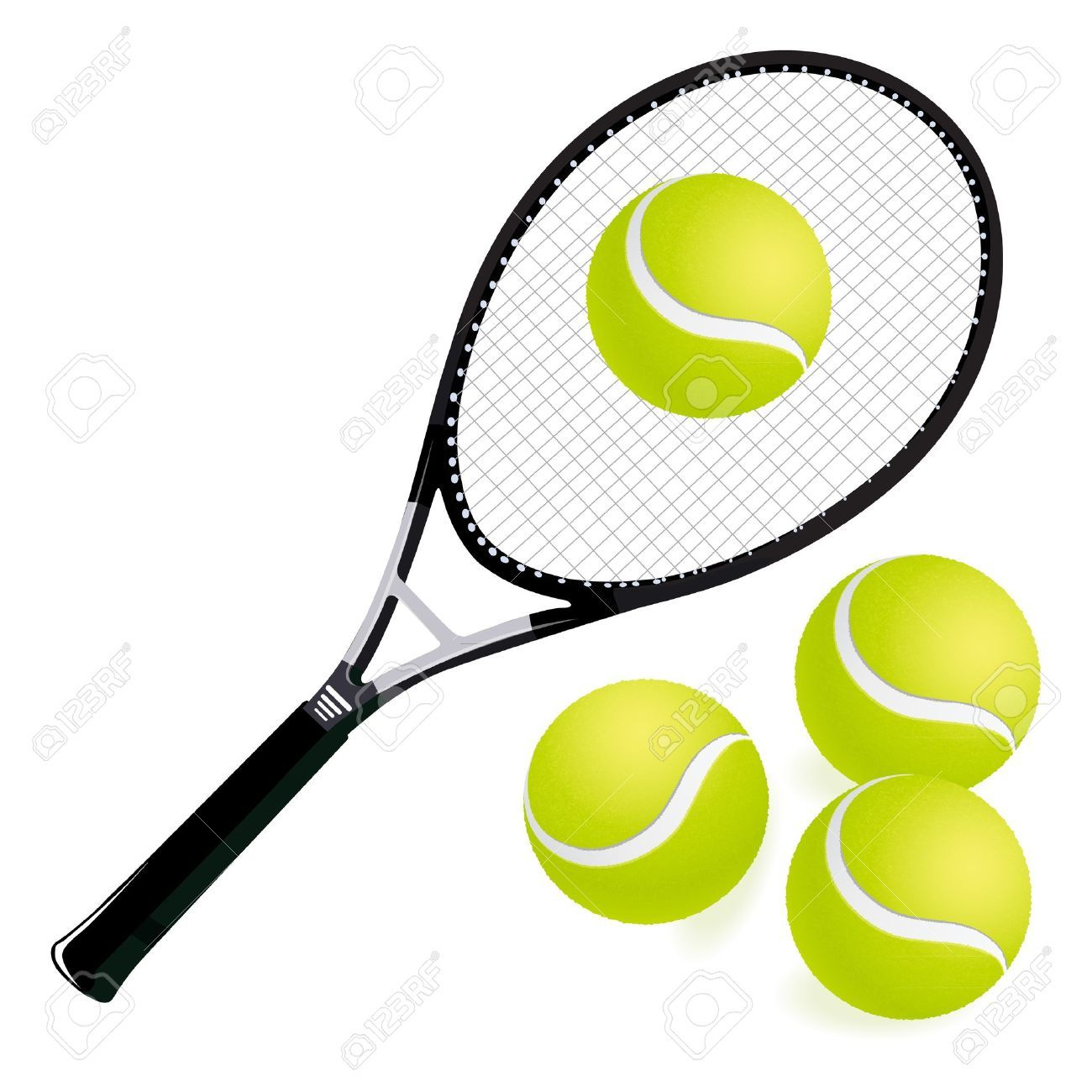 Tennis Racket Stock Illustrations Cliparts And Royalty Free Tennis Racket Rackets Tennis