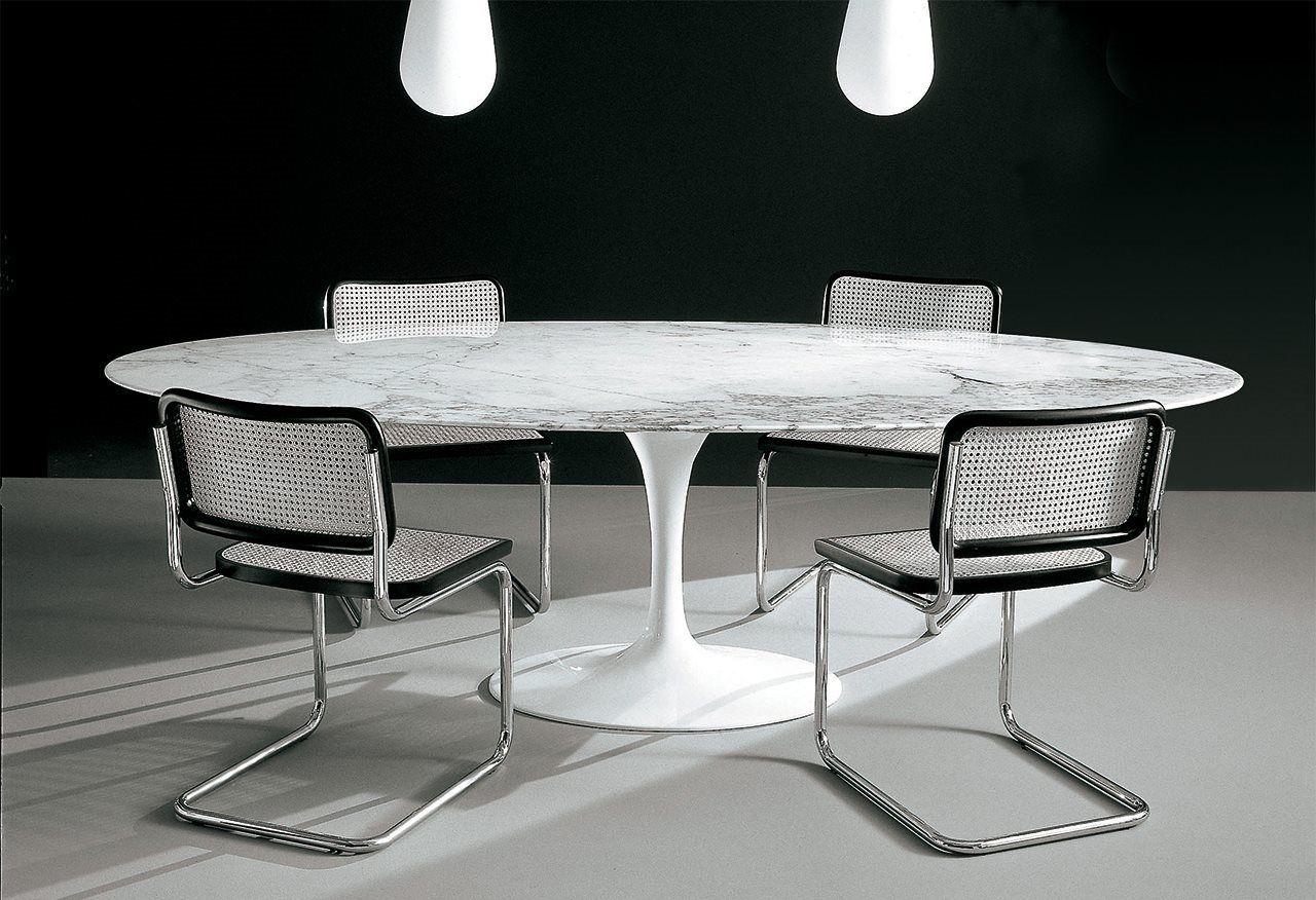 TAVOLI design Eero Saarinen - Mvsevm art. 769 | Sedie per ...