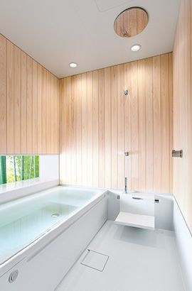 Half Bath 08 ハーフバス ゼロハチ バスルーム Toto 風呂 ユニット