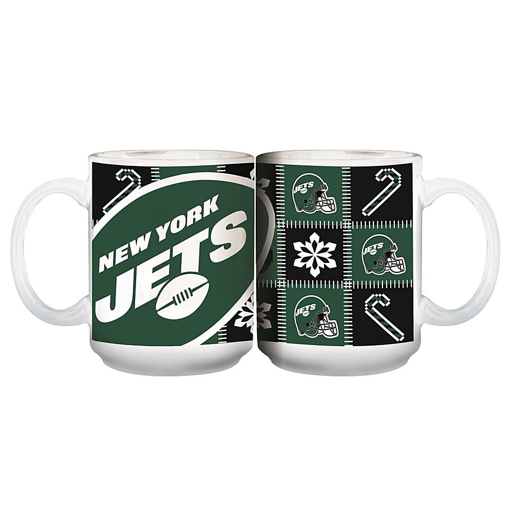 NFL Ugly Sweater Mug - New York Jets
