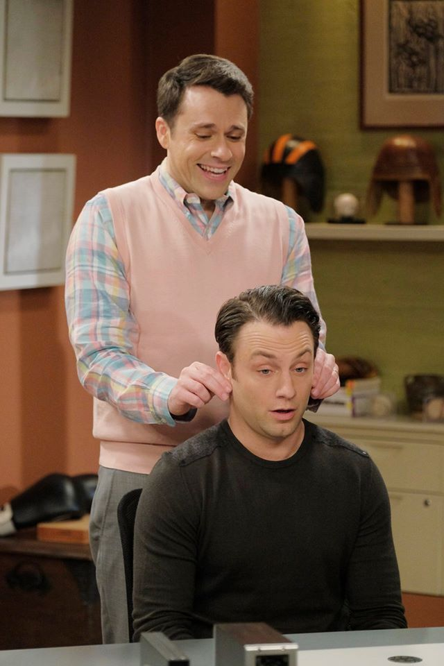 """#YoungAndHungry 3x10 """"Young & No More Therapy"""" - Alan and Josh"""