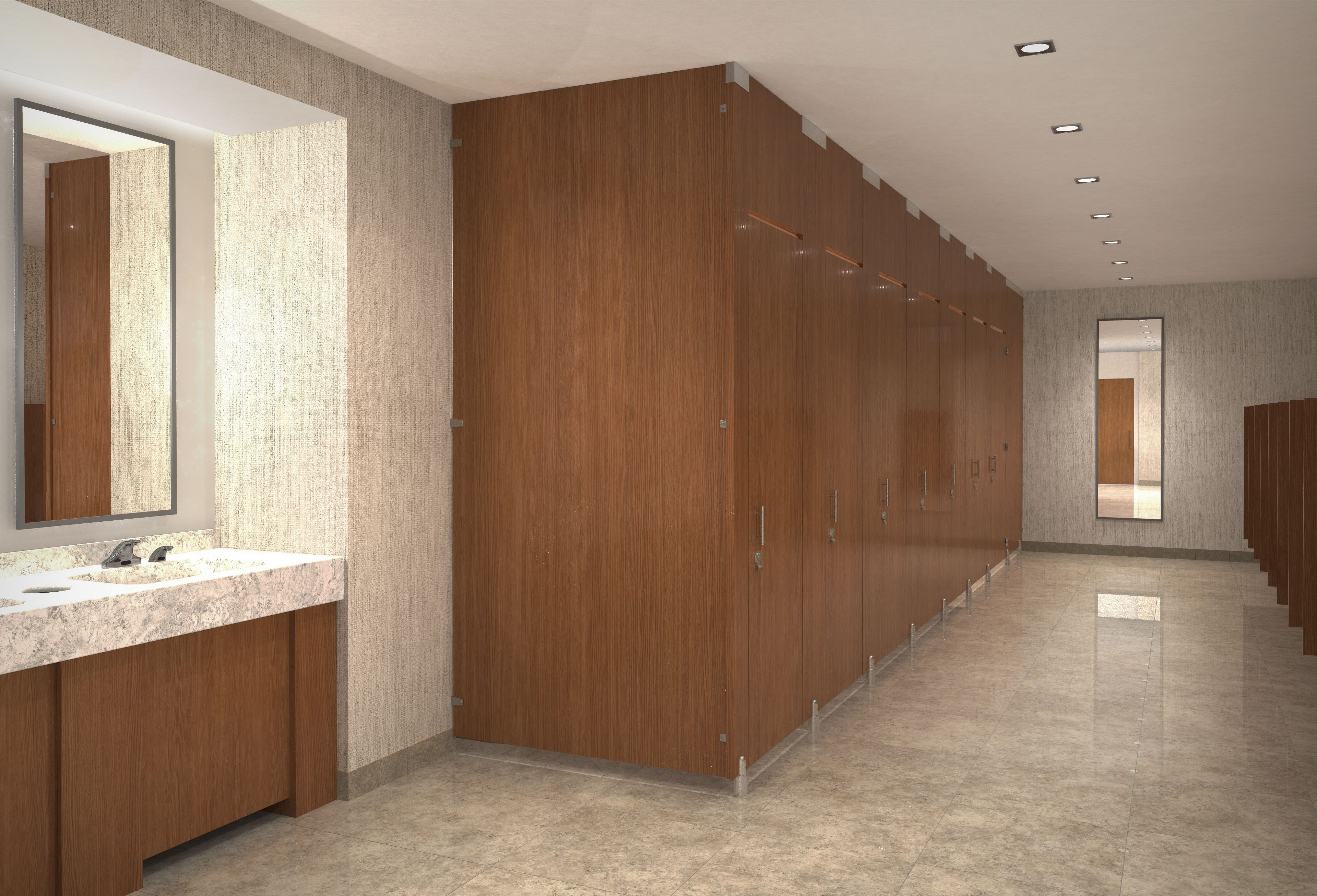 Ironwood Manufacturing All Gender Gender Neutral Or Gender Free Or Genderless Partitions Provide Th Gender Neutral Bathrooms Public Bathrooms Public Restroom