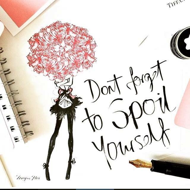Don't forget to spoil yourself. #Quotes. | Favorite Quotes | Megan