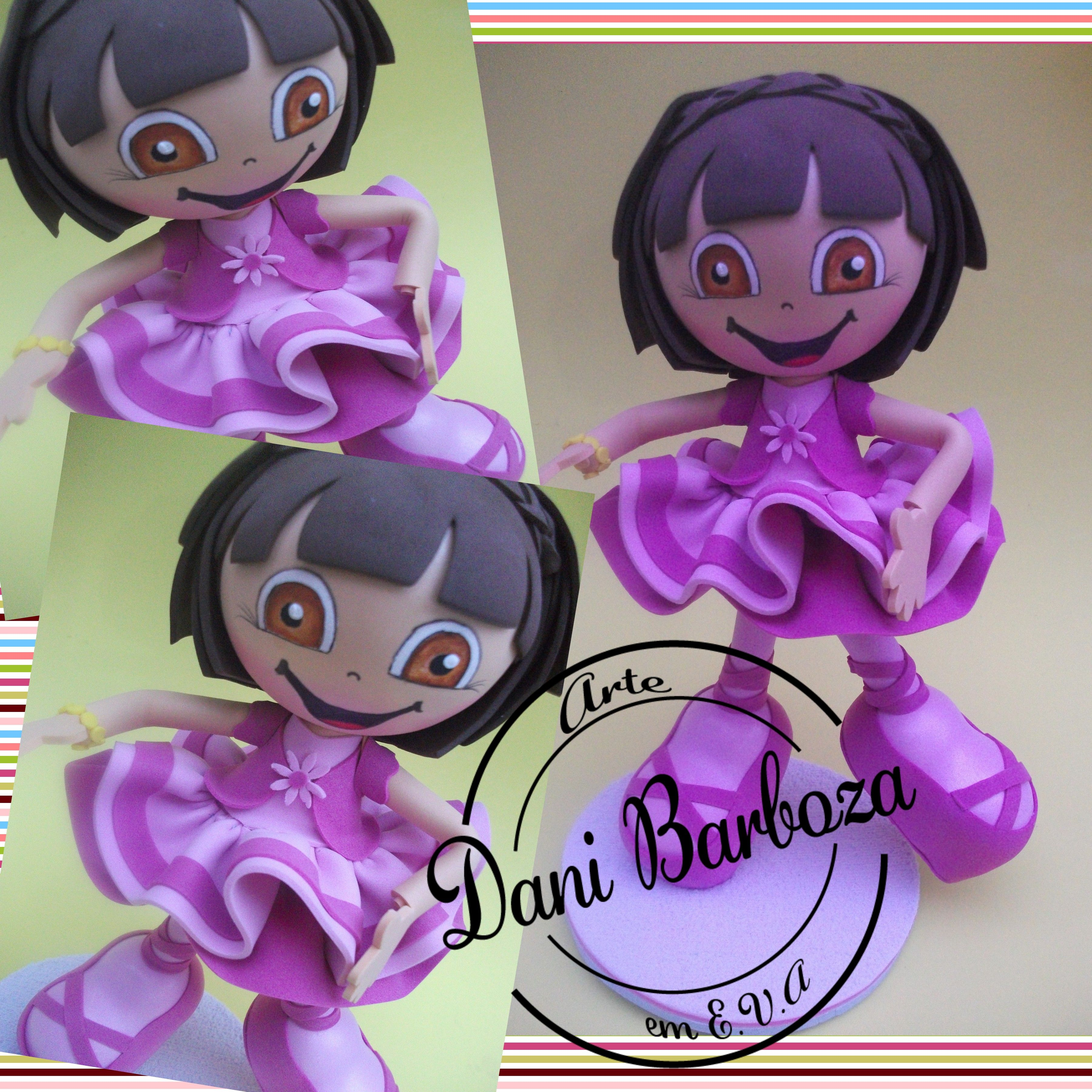 Dora, a aventureira, bailarina