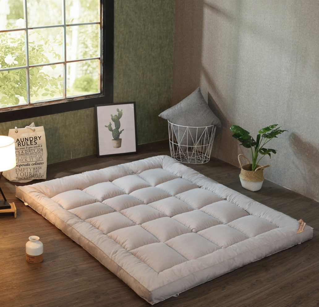 Amazing benefits of the Japanese futon mattress. This