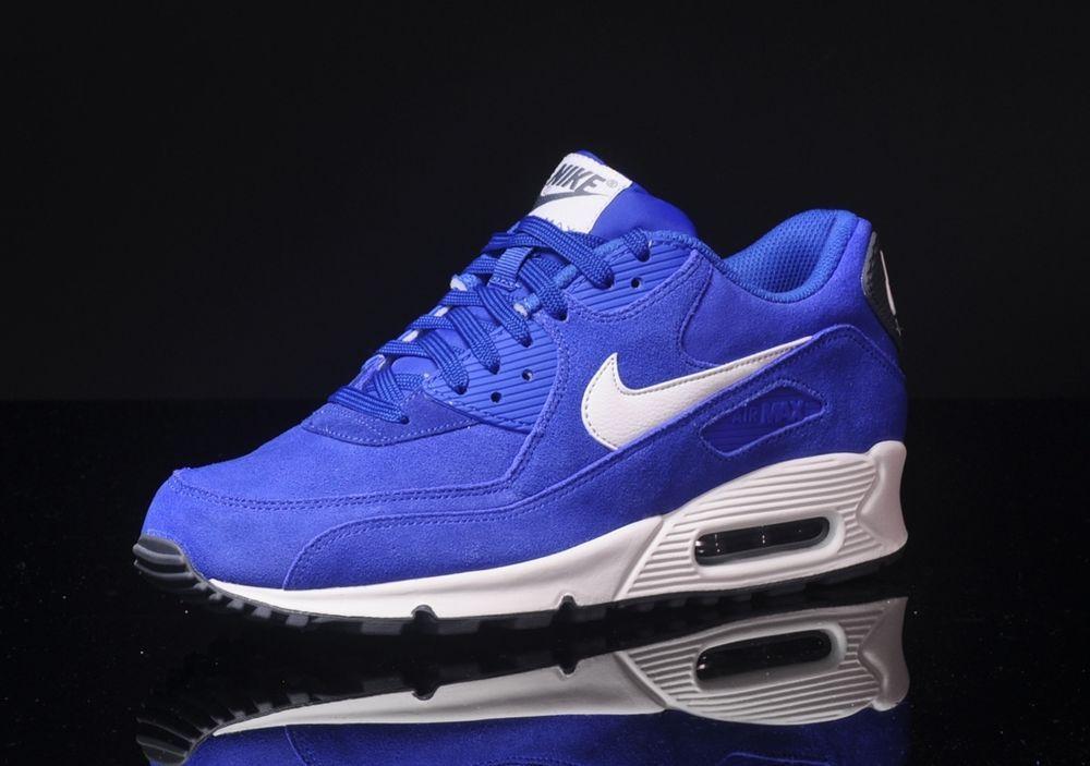Nike Air Max 90 Hiper Ante Azul Esencial 2013