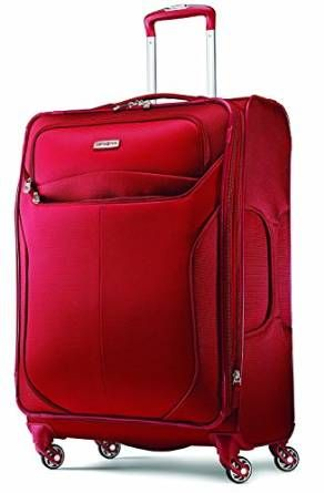 Samsonite Lift Spinner 25-Inch Expandable Wheeled Luggage Review ...