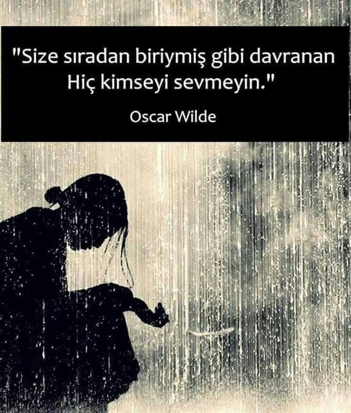 Citaten Filosofie Zaman : Pin van leyla op sözler oscar wilde poem quotes en quotations