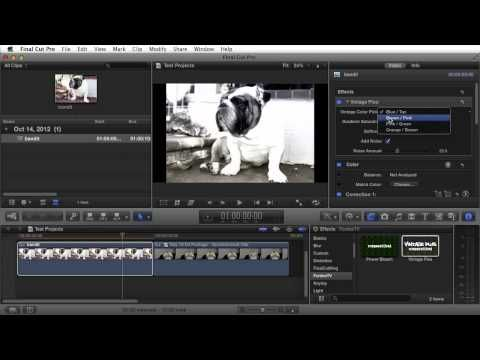 Pin On Fcpx