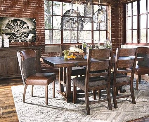 Zenfield Dining Room Table Ashley Furniture