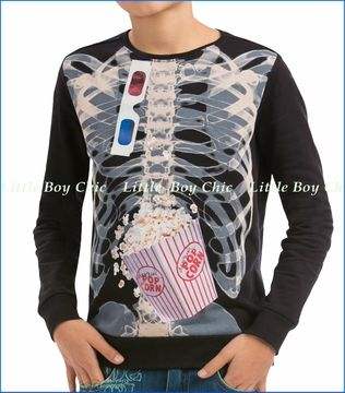 top fashion buy popular great deals 2017 Desigual, Palos Popcorns and 3D Glasses Tee (c) | BOYS KIDS ...