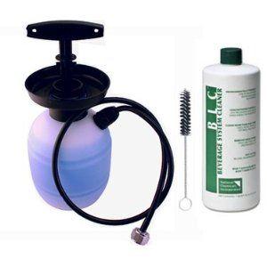 Kegco deluxe hand pump pressurized keg beer cleaning kit w 32 oz kegco deluxe hand pump pressurized keg beer cleaning kit w 32 oz cleaner by publicscrutiny Images