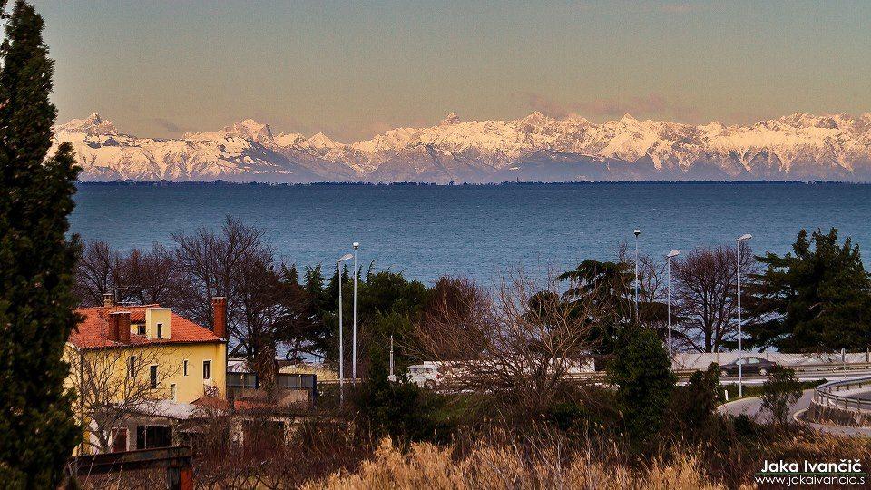 Izola in February Morning.....