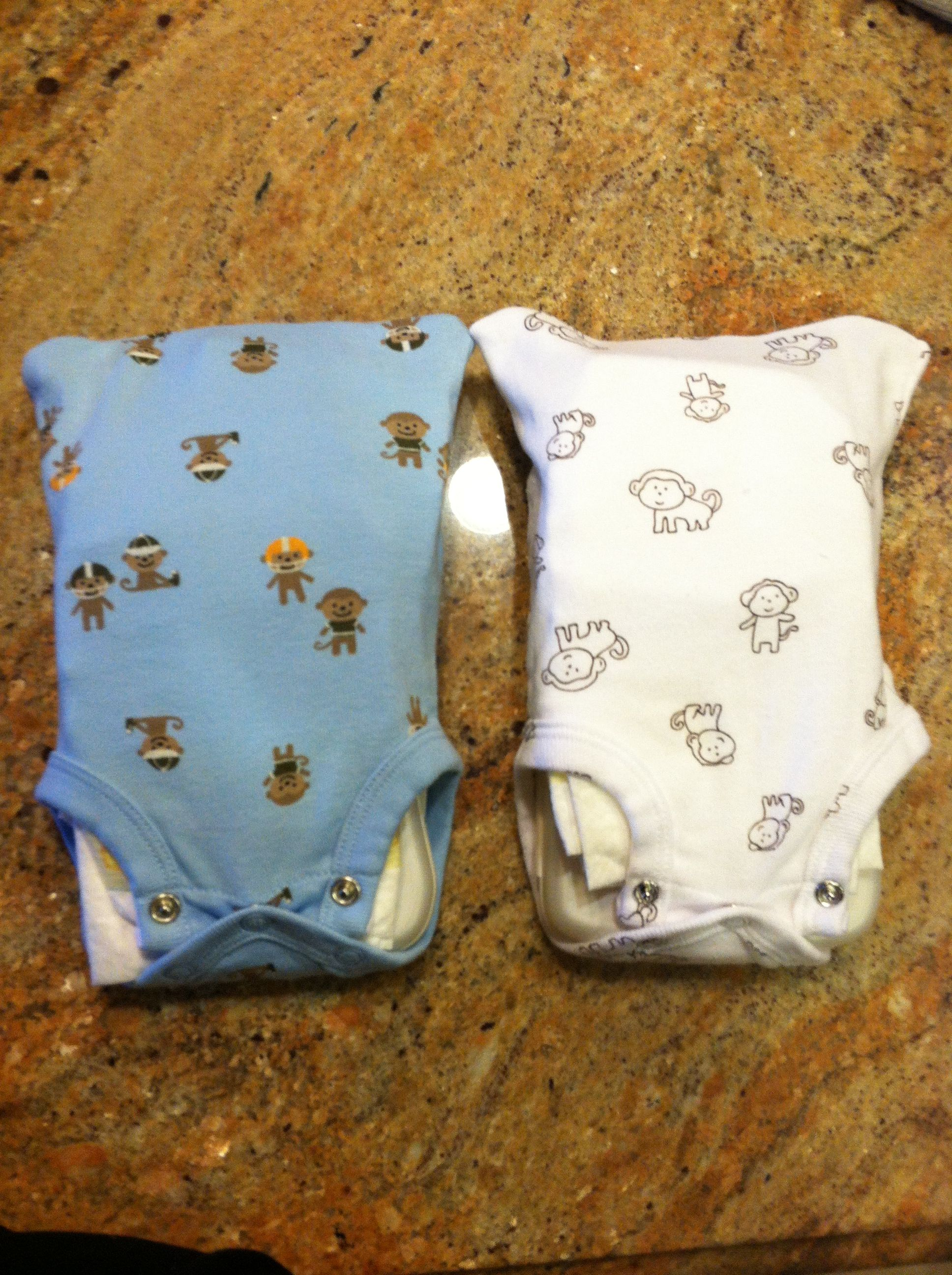 Recycled Baby Clothes What To Do With The Newborn Onesie That Your