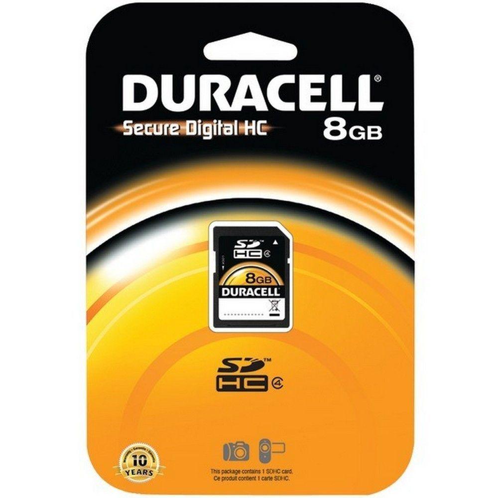 DURACELL DU-SD1032G-R Class 10 SD(TM) Card (32GB)