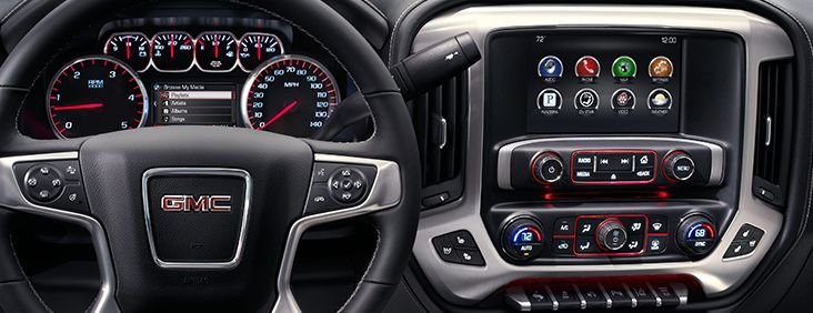 2015 Technology The New 2015 Sierra 3500hd Sets A Higher Standard With Purposeful Technology Such Intellilink Ons Gmc Vehicles Crossover Cars 2014 Gmc Sierra
