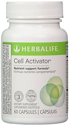 Herbalife Formula 3 Cell Activator 60 Capsules Read More Reviews Of The Product By Visiting The Link On The Image Herbalife Capsule Herbal Supplements