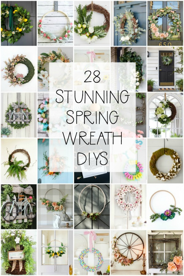 Mini Rosemary Wreaths For Spring Table Setting In 2021 Spring Diy Diy Spring Wreath Spring Wreath