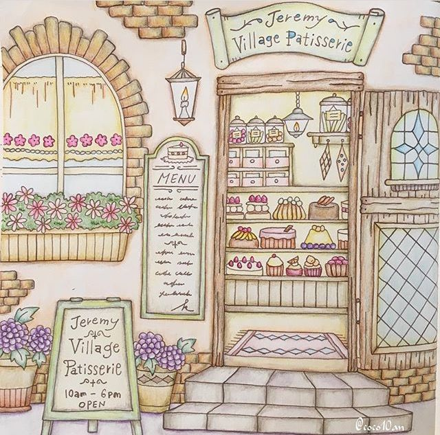 pinwendy martin on romantic country coloring