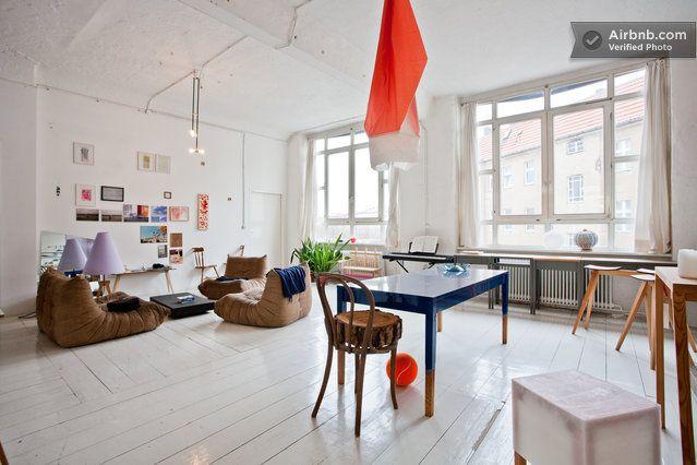 9 Reviews Room Artist Loft Berlin Kreuzberg In Berlin Interior
