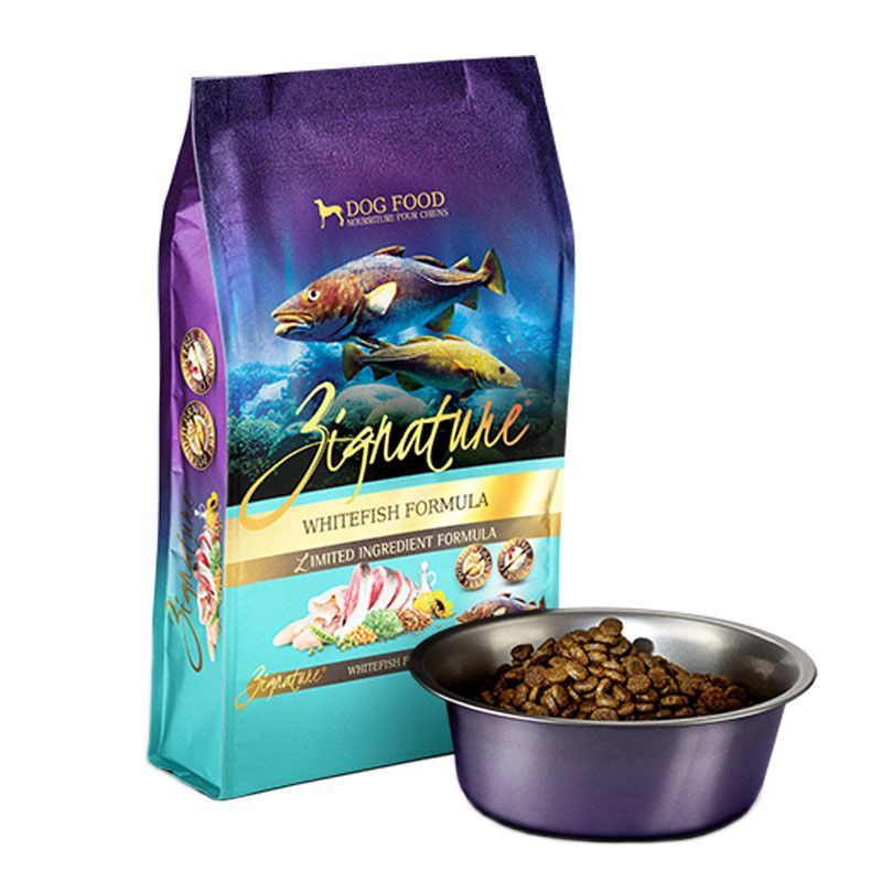 Limited ingredient whitefish dog food recipes limited