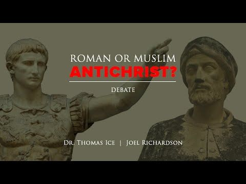 Debate: Joel Richardson vs Tommy Ice: THE ANTICHRIST Roman
