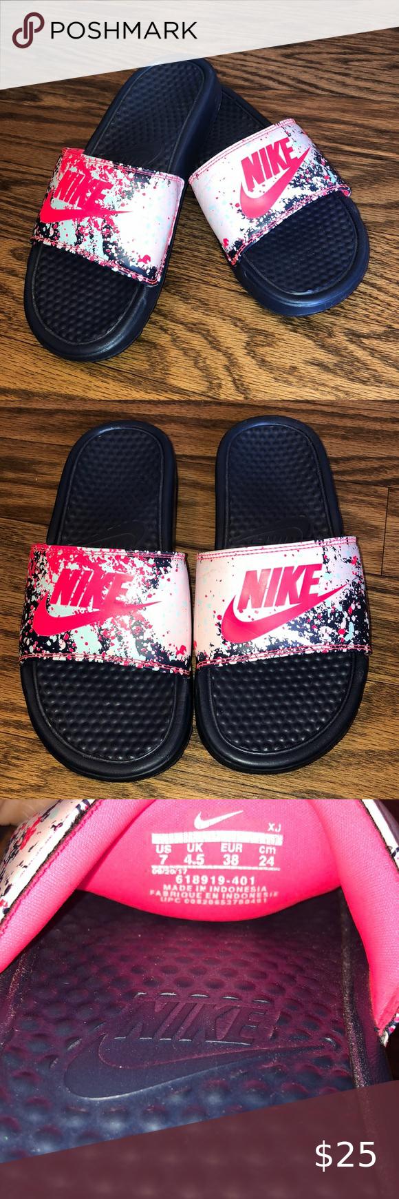 nike slides size 6.5
