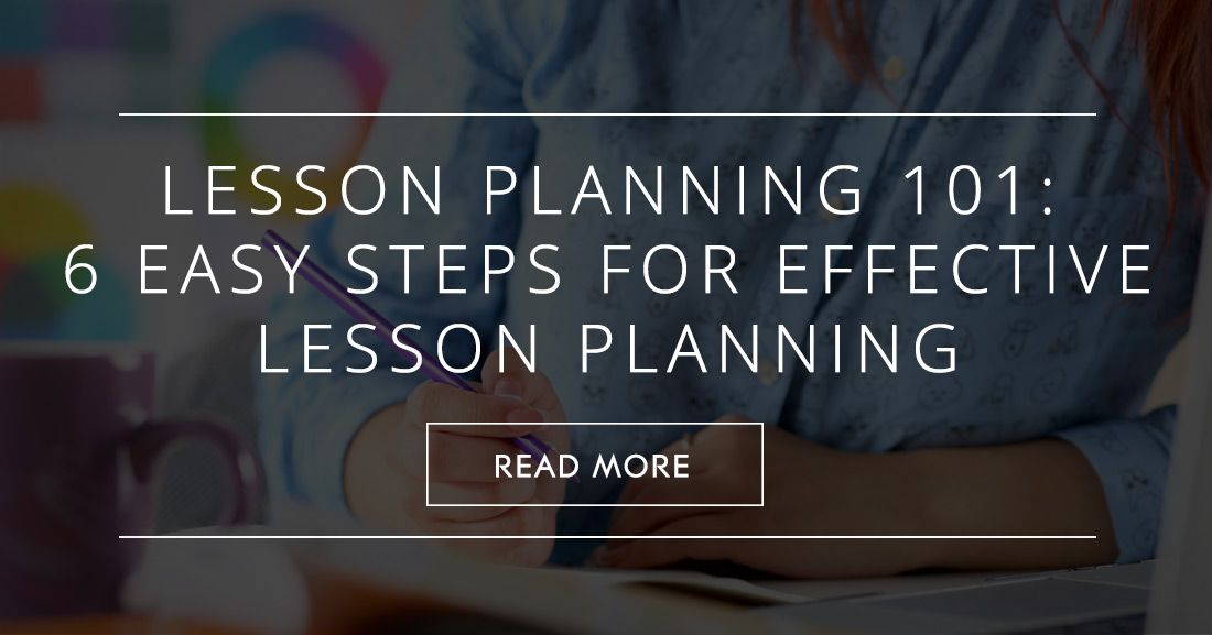 Teacher-Centered No More 10 Tips for Teaching Todayu0027s Students - what is a lesson plan and why is it important