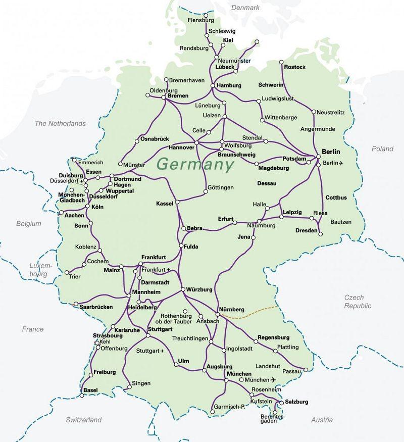 Extraordinary Germany Train Get Efficient Way Here Germany Train