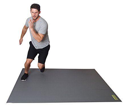 Gray Matter Large Cardio Exercise Mat