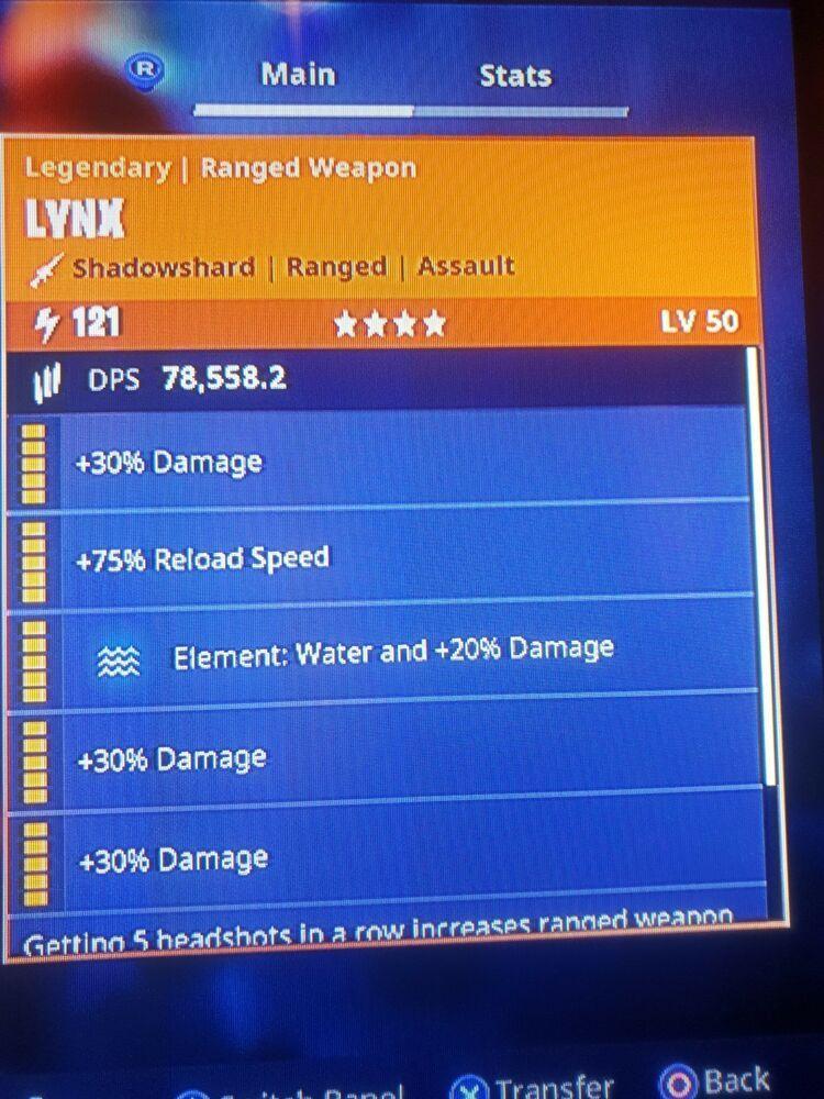Fortnite Save The World Modded 121 Lynx Fortnite Uk Game