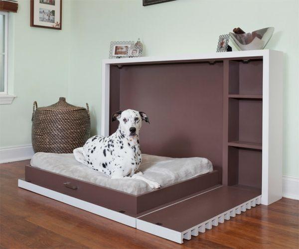 Le lit pour chien - nécessaire et amusant - Archzine.fr   Dog ...