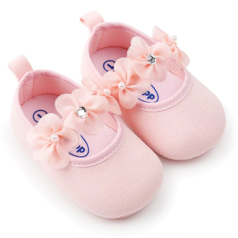 Baby Shoes Flowers Newborn Baby Girl Shoes Fashion Flowers Princess First Walker Baby Girl Shoes In Fi Baby Girl Shoes Newborn Toddler Shoes Toddler Girl Shoes