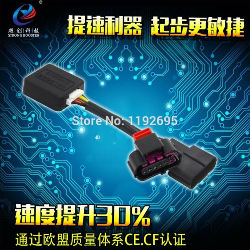Strong booster Car electronic throttle booster to Romove