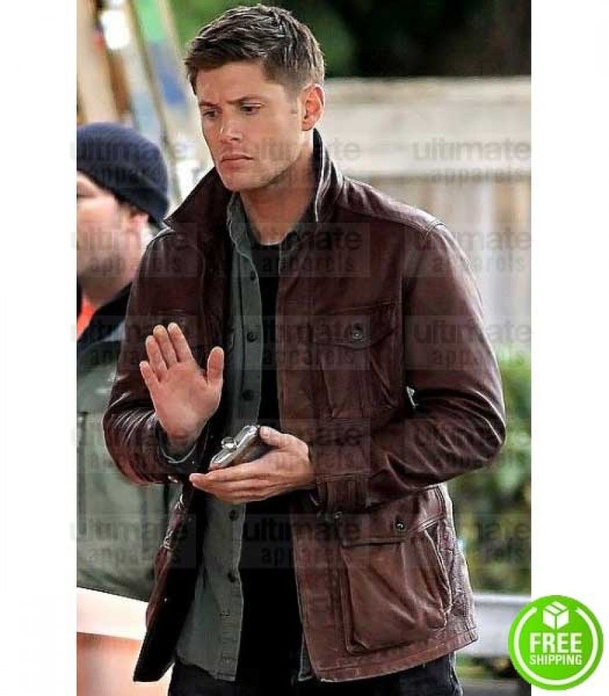 Buy Supernatural Dean Winchester Leather Jacket Jensen Ackles Leather Jacket In 2021 Supernatural Dean Supernatural Dean Winchester Supernatural Season 7 [ 1000 x 875 Pixel ]