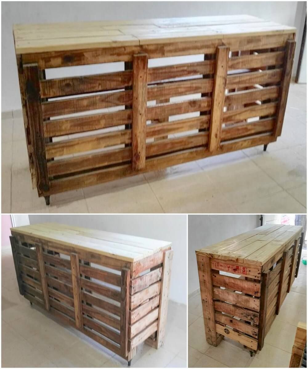 Adorable Diy Ideas For Shipping Pallets Reusing Pallet Projects