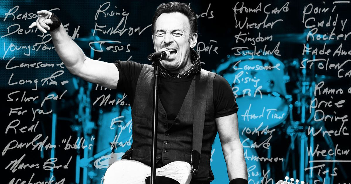 All 327 Bruce Springsteen Songs, Ranked From Worst to Best