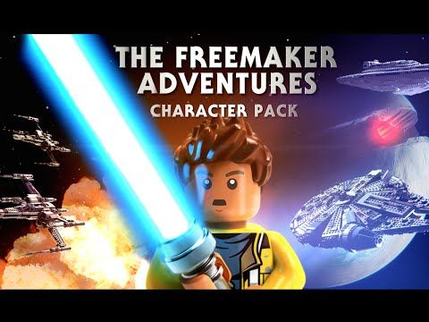 Mix up the fun in LEGO Star Wars: The Force Awakens with two new DLC ...
