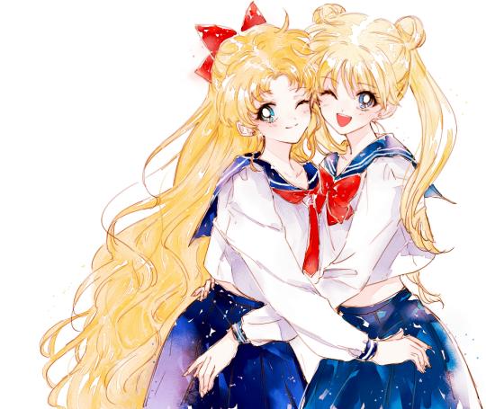 Fanart byトイレット. -                    World of Eternal Sailor Moon