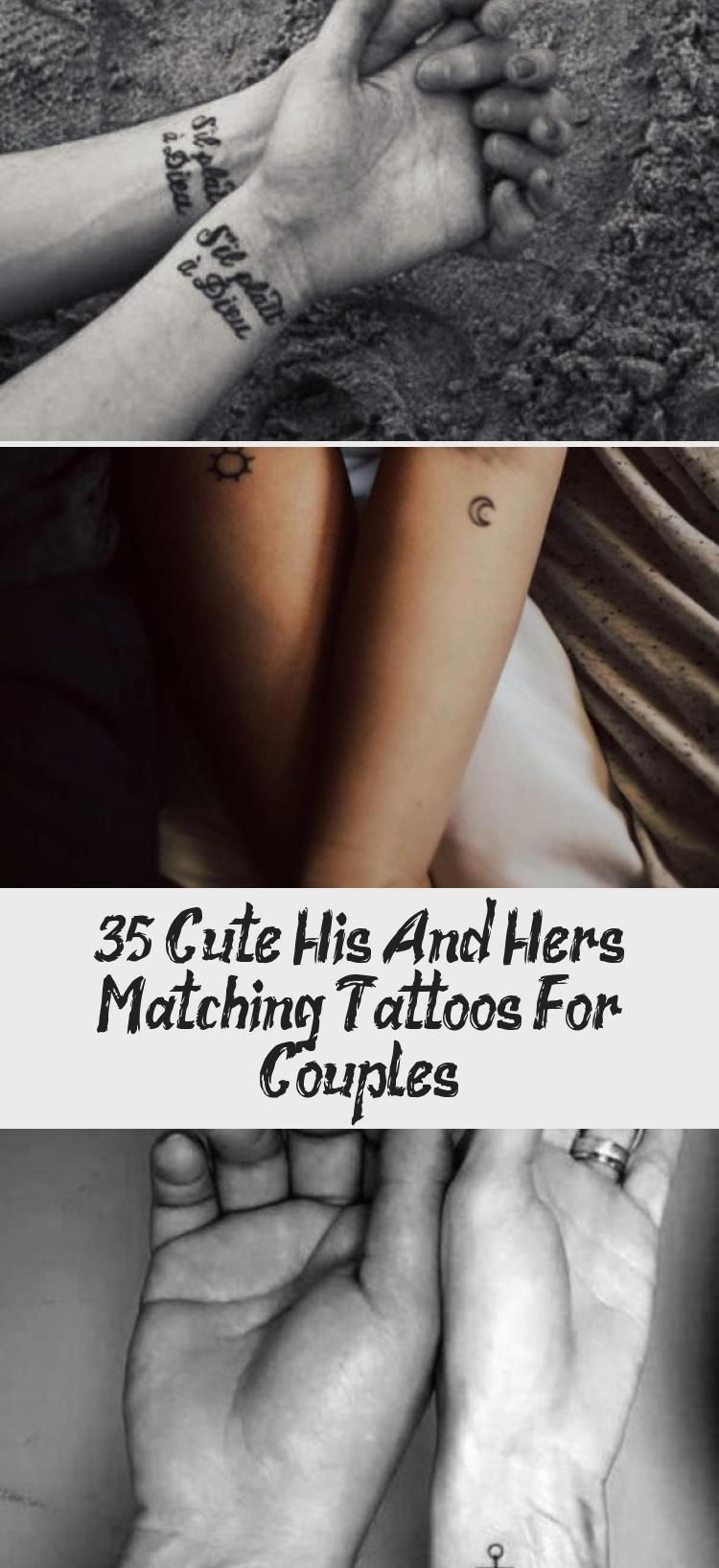 37+ Amazing His and her tattoos lions image ideas