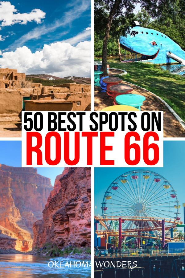 The Big Route 66 Bucket List: 50 Can't-Miss Things
