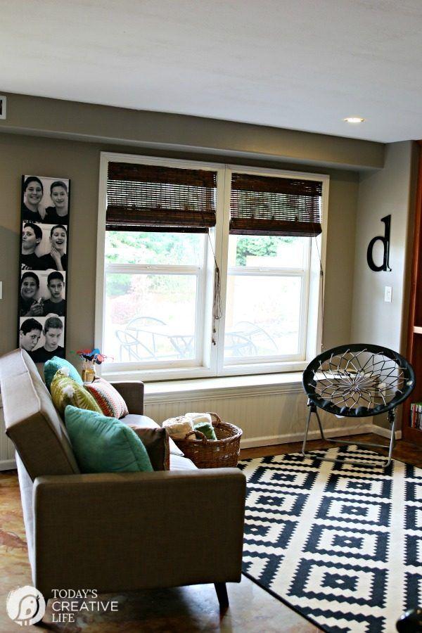 Basement Sofa Ideas