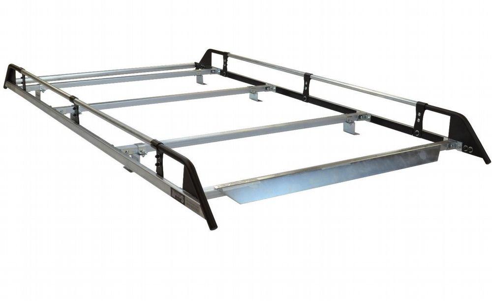 Renault Kangoo Maxi Van Roof Rack Modular Design Btr100