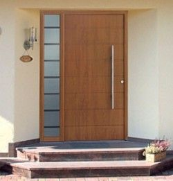 Hormann Front Entrance Doors From The Garage Door Centre UK - Entrance door designs