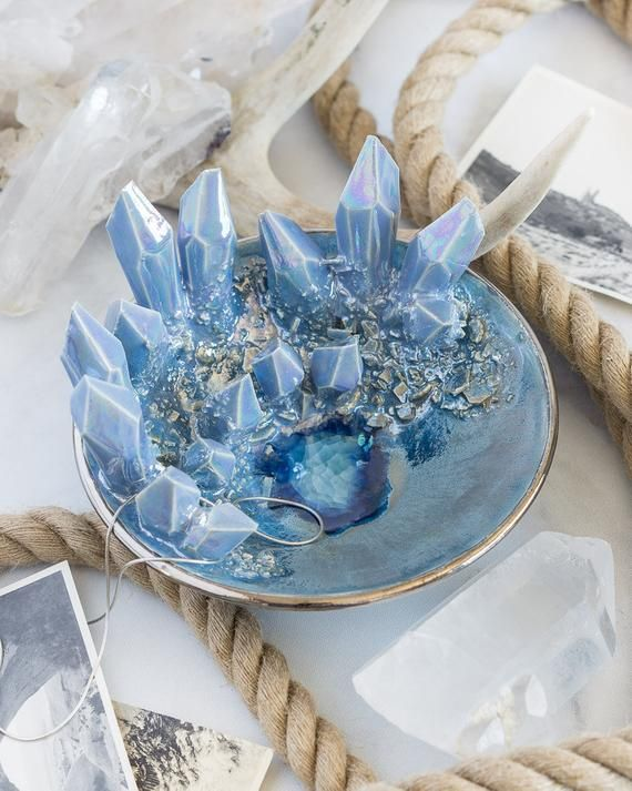 Design-Your-Own: Crystal Dish