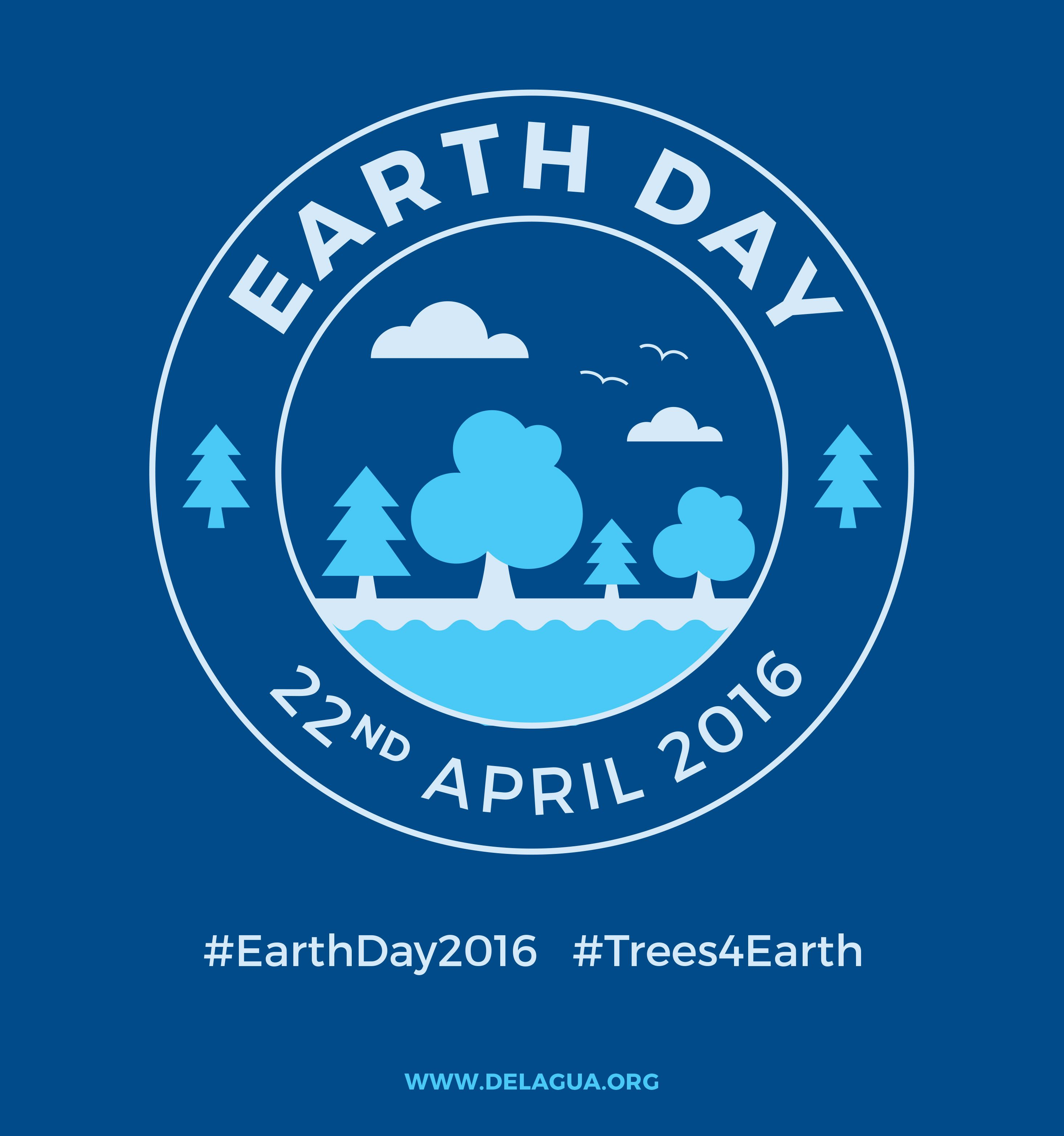 Today marks Earth Day - celebrated each year on the 22nd April. The day aims to encourage people across the world to be more environmentally friendly.